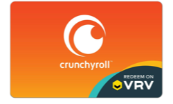 Crunchyroll on VRV